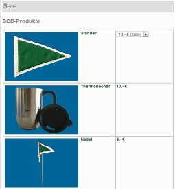 SCD-Shop