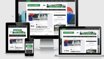 Neue responsive Website des SCD