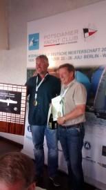 Die Deutschen Meister: Thomas Budde / Jochen Wolfram