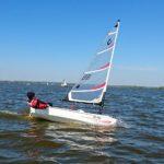 Taufe des zweiten neuen Jugendbootes vom Typ OpenBic am Samstag