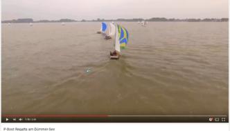 ScreenShot 127 P-Boot Regatta am Dümmer-See - YouTube - Google Chrome 20160719094147