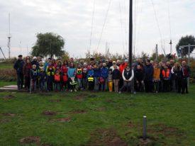 Die Teilnehmer des SCD beim Dümmer-Dreieck. Bild von Sandra Okonek!