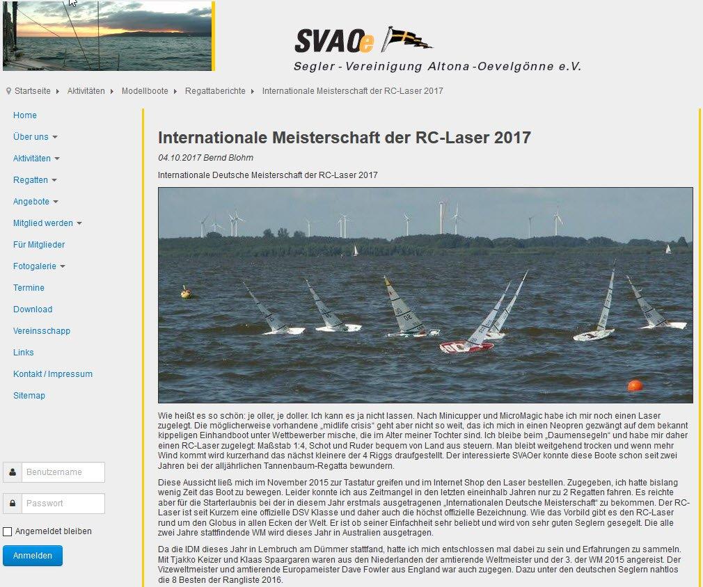 Bericht-SCD-RCLaser